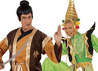 Aziatisch, Indisch & Ninja