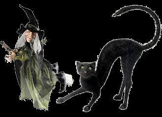 Halloween, Horror & Heksen