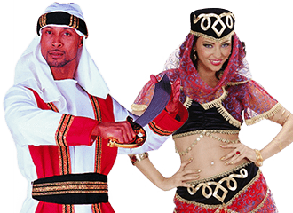 Arabische Kleding