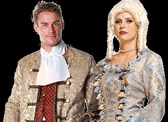 Aristocraat Kostuums
