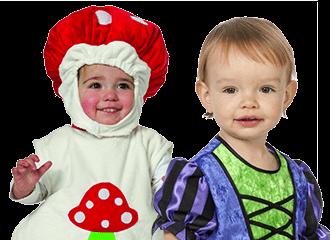 Baby & Peuter Verkleedkleding