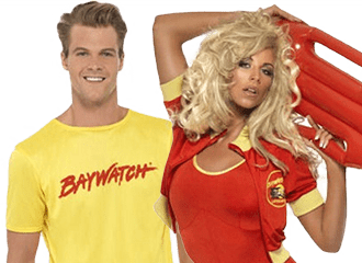 Bay Watch Outfits