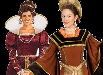 Elizabeth Outfits
