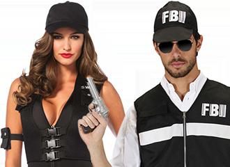 FBI Kleding