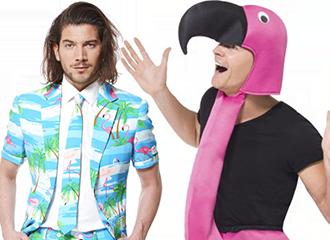 Flamingo Kostuums