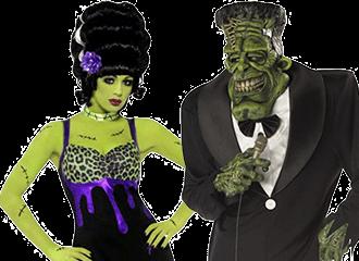 Frankenstein Kleding