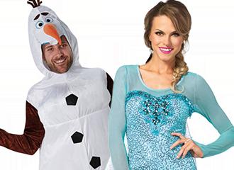 Frozen Kostuums
