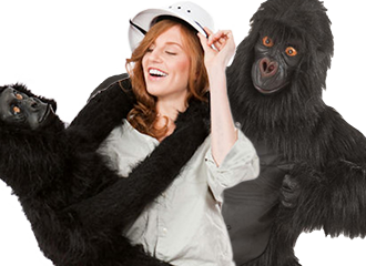 Gorilla Pakken