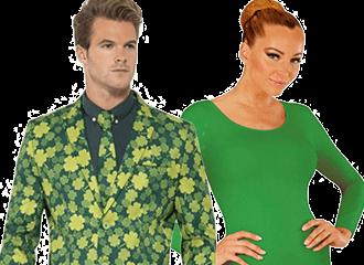 Groene Feestkleding