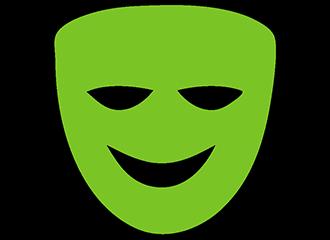 Groene Maskers