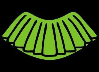 Groene Tutu's