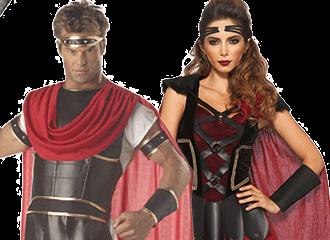 Hercules Kostuums
