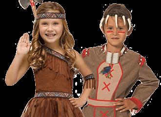 Hiawatha Kostuums