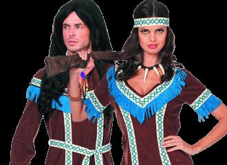 Indianenkleding