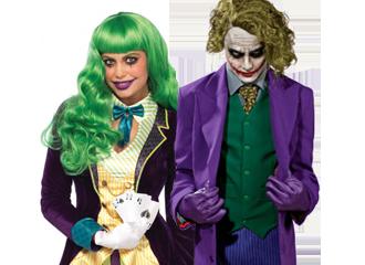 Joker Kostuums