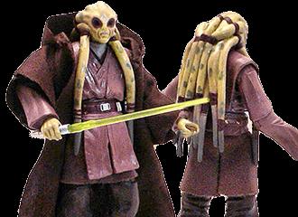 Kit Fisto Kostuums