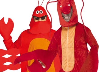 Kreeft Kostuums