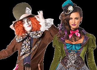 Mad Hatter Kostuums
