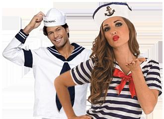 Marine Kostuums