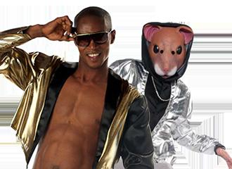 MC Hammer Kostuums