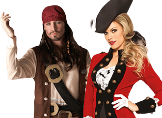 Pirates Of The Carribean Outfits