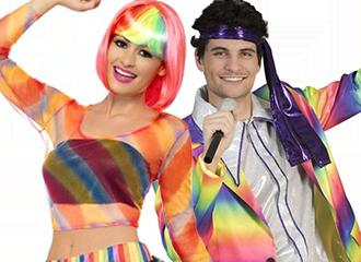 Regenboog Feestkleding