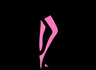 Roze Kousen
