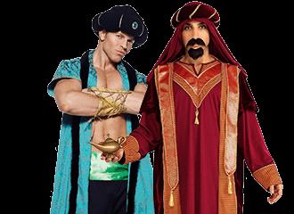 Sultan Kostuums