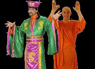 Tibetaanse Kleding