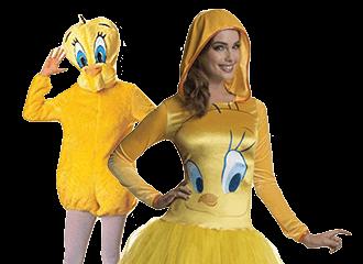 Tweety Kostuums