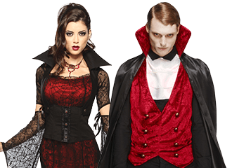 Vampier Kostuums