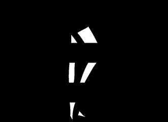 Zwart Witte Kousen